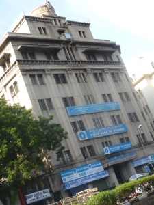 State Bank of Mysore building, NSC Bose Road
