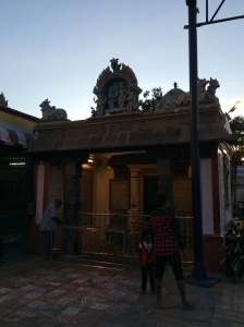 The Sundareswara shrine, Kapali Temple