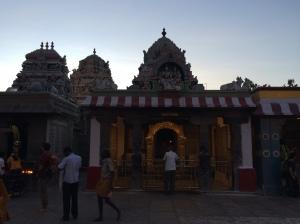 The Sundareswarar shrine, Kapali Temple