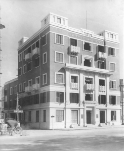 The National Insurance Building, NSC Bose Road