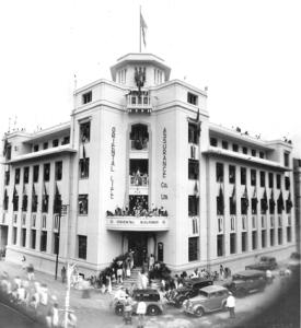 Oriental Insurance Building, Armenian Street