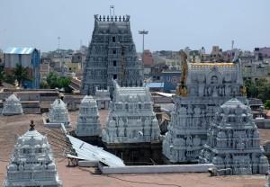 Chennai: Parthasarathy Temple, Triplicane. Photo: V. Ganesan.