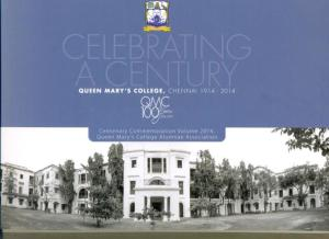 Queen Mary's centenary: coffee table book on Queen Mary's college: Hidden histories - The Hindu