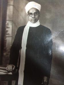 Sir Alladi Krishnaswami Aiyar