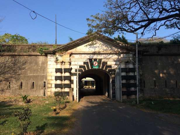 Wallajah Gate