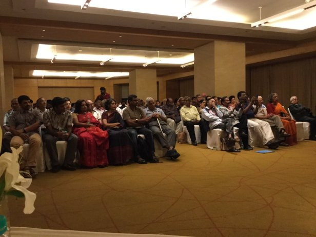 Audience at Hyatt