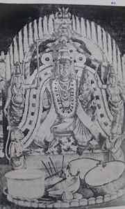 The Rama idol that Tyagaraja worshipped