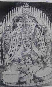 The Rama idol that Tyagaraja worshipped