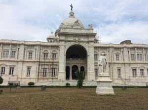 Curzon, Victoria Memorial, Kolkata.
