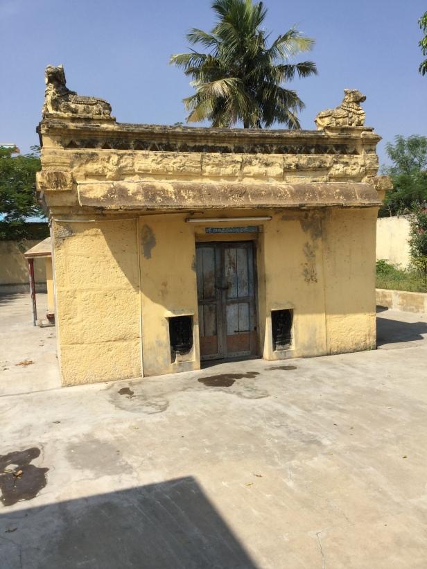 Agastyeswara Shrine, Upanishad Brahmam Matham