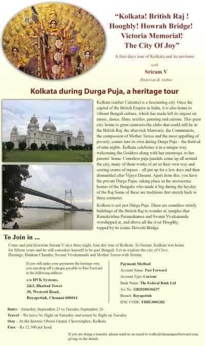 Heritage Tour of Kolkata